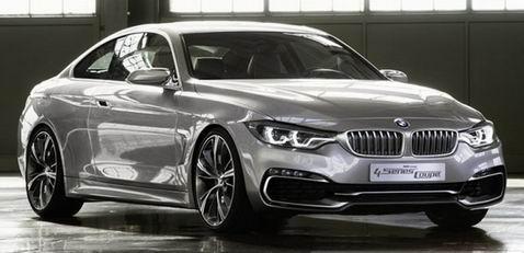 ���� ����� ������ ���� BMW 4 Series 2014 ����