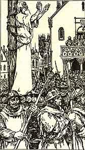 Смерть Жака ле Моле