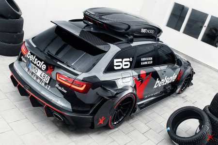 1000 PS Audi RS6  Jon Olsson