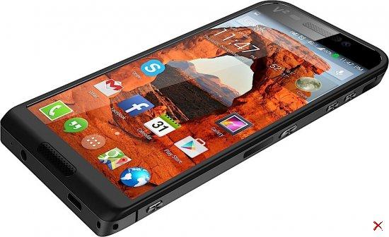 Saygus V2 водонепроницаемый смартфон из США