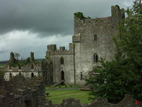 Замок Лип , Ирландия