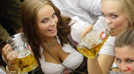 Октоберфест 2015 самый большой праздник пива в мире
