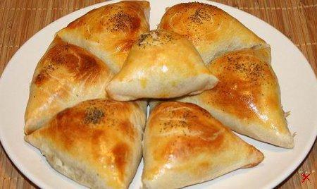 Cамса - печеные пирожки