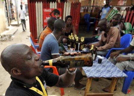 Cамые опасные алкогольные напитки в мире