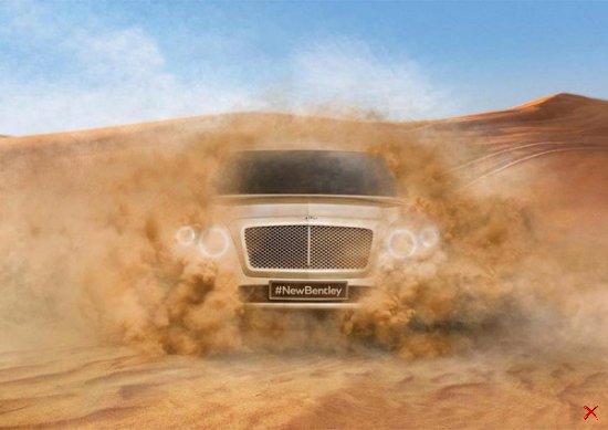 Самый дорогой в мире внедорожник от Bentley