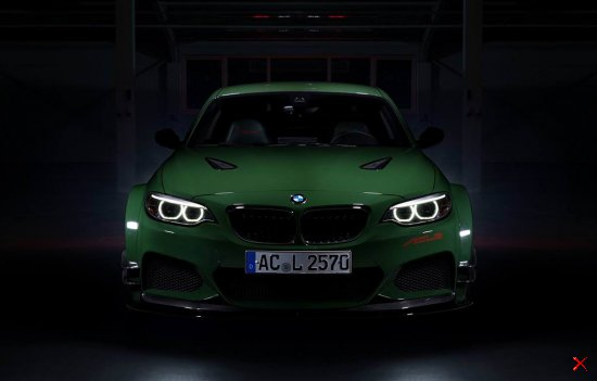 AC Schnitzer ACL2 BMW M235i Coupé F22 570 PS