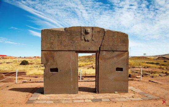 Врата Солнца (Боливия)