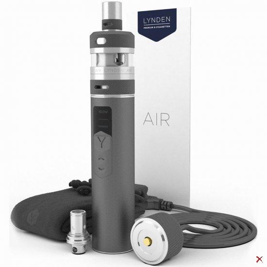 LYNDEN AIR Premium E Zigarette Starterkit