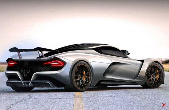 Hennessey Venom F5 - 467 км/ч