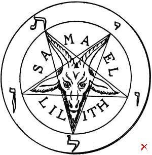 Перевёрнутая пентаграмма Значение и пентаграмма Дьявола