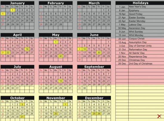 Ближайшие праздники сегодня завтра