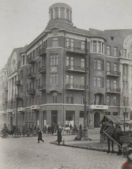 Одесса. Доходный дом купца С.И.Асвадурова