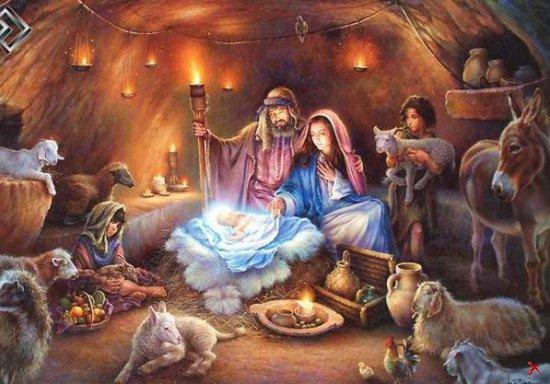 Рождество Христово и Сочельник у восточных христиан