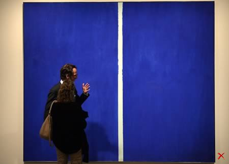 Картина под названием «Onement Vi» за 43,8 млн. долларов