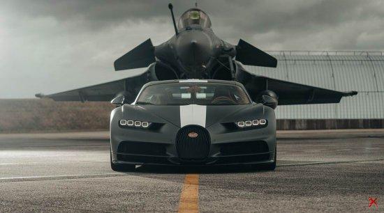Bugatti Chiron Sport - Les L égendes du Ciel - Limited