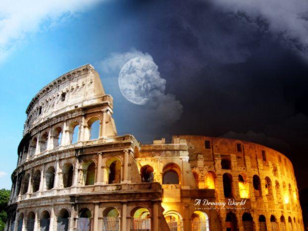 Великие сооружения прошлого и настоящего