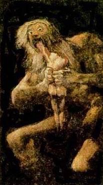 Кастрированные боги и жрецы.
