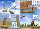 Ледниковый период (4 Флеш-игры)